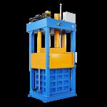 used clothing hydraulic press
