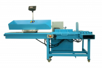 fiber bagging machine