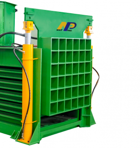 hydraulic baler for OCC, MSW recycling