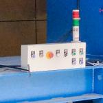 baler PLC, hydraulic press, hay baler